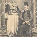 Narodna nošnja u Peći, 1912. godina,Narodni Muzej Crne Gore, Cetinje