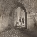 Rudolf Mosinger, Stari Bar, gradska kapija,1910. godina,Narodni Muzej Crne Gore, Cetinje
