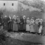 Albanci iz plemena Grude u Crnoj Gori, 1913. godine