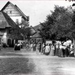 Andrijevica, pazarni dan, 1903. godine