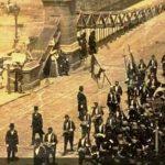 Bokeljska mornarica u Beču 1908. godine