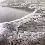 Budva i Stari grad u pozadini prve decenije XX vijeka