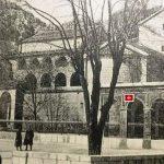 Cetinjski manastir, 1912. godine