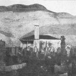 Džamija i groblje u Tuzima, početak XX vijeka