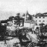 Donji manastir Ostrog 1890. godine