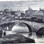 Gravura Podgorice iz XIX vijeka