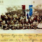 Hrvatsko radničko društvo Napredak Kotor, Proslava Dana Ćirila i Metoda, 1901. godine