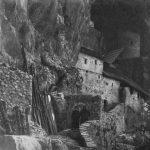 Manastir Ostrog, 1890. godine