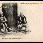 Na Plavnici, za svjetsku izložbu 1900. godine