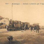 Novi Bar, željeznica, 1910. godina