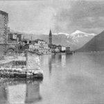 Perast, 1912. godine