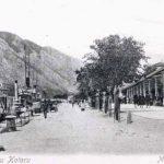 Pijaca u Kotoru, kraj XIX vijeka