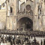 Pred katedralom Sv. Tripuna, kraj XIX vijeka