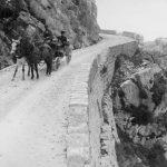 Stari put za Kotor - serpentine