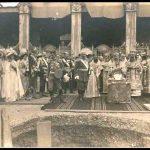 Svečanost proglašenja Nikole I za kralja, Cetinje, 1910. godine