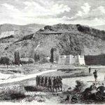 Tvrđava Spuž, XIX vijek