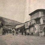 Ulica u Ulcinju, krajem XIX vijeka