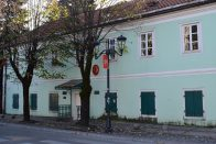 Zgrada bivseg Turskog poslanstva na Cetinju, danas Dramska akademija
