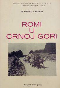 Momčilo S. Lutovac – Romi u Crnoj Gori