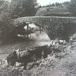 Adži pašin most u Podgorici, prve decenije XX vijeka