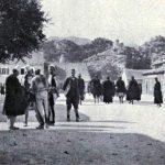 Albanci na Cetinju, početak XX vijeka