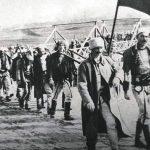 Albanski ustanici, 1912. godine