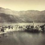 Budva, 1870. godine