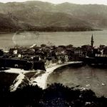 Budva, 1917. godine, foto La Forest