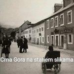 Cetinje, početak XX vijeka