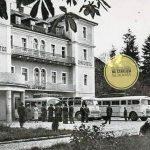 Cetinje, stari Grand hotel, nekad Američka ambasada, XX vijek