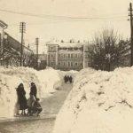 Cetinje, zima 1936. godine