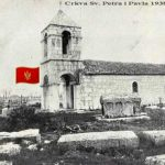 Crkva Sv. Petra i Pavla, Nikšić, 1938. godine