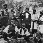 Crnogorci i Albanci početkom XX vijeka