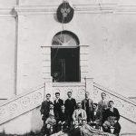 Crnogorska poštansko telegrafska stanica, Skadar, 1915. godine