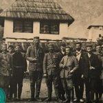 Crnogorski činovnici u Gusinju, 1912. godine