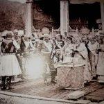 Detalj sa Proglašenja Crne Gore za kraljevinu, 1920. godine