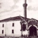 Glavatovića džamija, Podgorica, 1912. godine