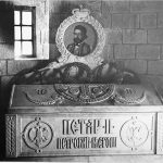 Grob Petra II Petrovića Njegoša u Kapeli na Lovćenu, nakon 1925. godine