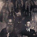 Iguman Simeon Dajbabski i dr Niko Martinović