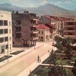 Karađorđeva ulica, Titograd, 1961. godina