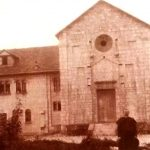 Katolička crkva Sv. Antuna Padovanskog na Cetinju, prva polovina XX vijeka