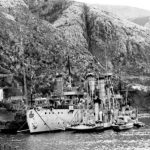 Kotorska luka, 1941. godine