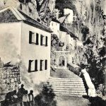 Manastir Ostrog, kraj XIX vijeka
