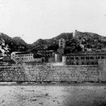 Manastir i Biljarda na Cetinju, 1916. godine