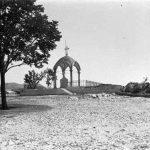 Mauzolej vladike Danila Petrovića Njegoša, Orlov krš, Cetinje. 1900. godine