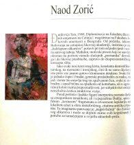 Naod Zorić, kratka biografija