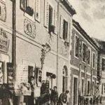 Nikšić, ul. Novice Cerovića, početkom XX vijeka