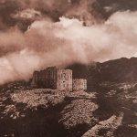 Ostaci austrougarske tvrđave na brdu kosmač, Brajići, početak XX vijeka
