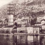 Perast, Boka Kotorska, 1906. godine