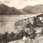 Perast, Boka Kotorska, prva polovina XX vijeka